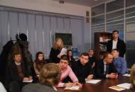 Зустріч з активістами Солом'янського ландшафтного парку