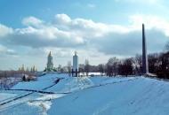Найкращі паркові зони для зимових прогулянок!